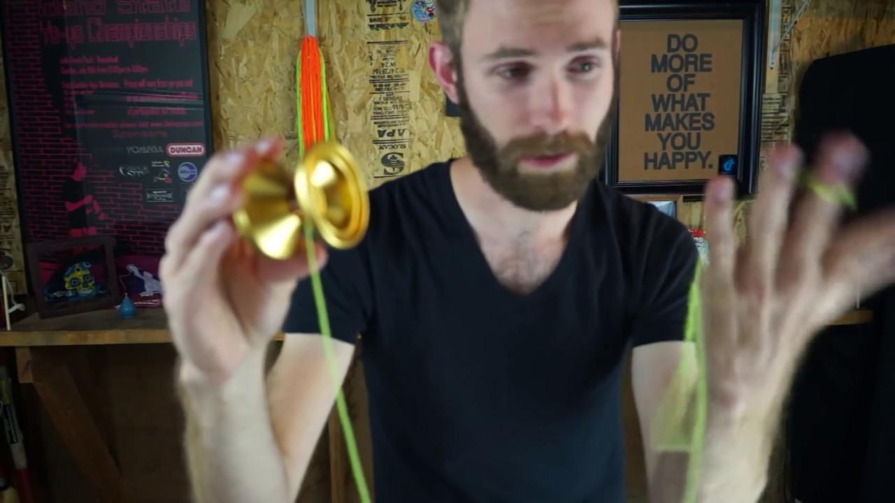 How to Wind Up a Yo-Yo